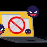コンピューターウイルスに感染したら!?